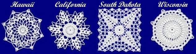 50 Fabulous Crochet Motifs in Thread Crochet